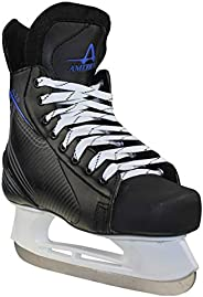 American Athletic Shoe Men's Ice Force Hockey Skates, B