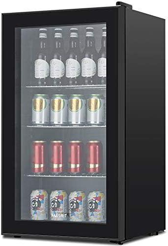 KUPPET Beverage Refrigerator Adjustable Removable product image