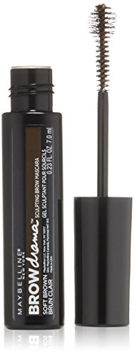 Maybelline Brow Drama Sculpting Eyebrow Mascara, S…