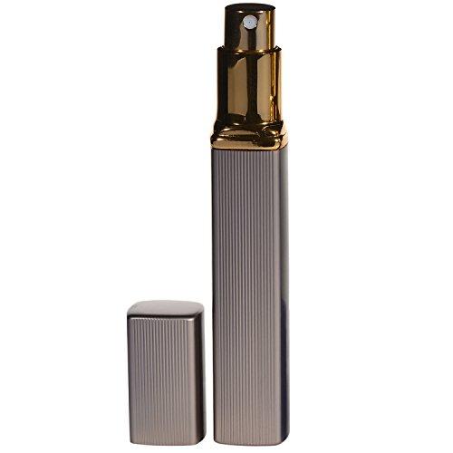 Satin finish Metalic Refillable Fragrance Sprayer product image