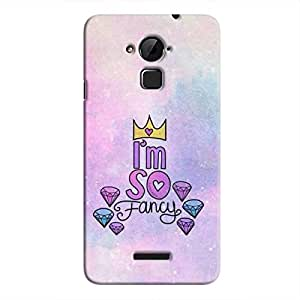 Cover it up I M So Fancy Hard Case for Coolpad Note 3 - Multi Color