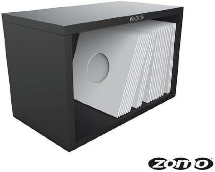 Zomo VS Box 7/100 Ibiza - Caja para 100 discos de vinilo, color negro: Amazon.es: Instrumentos musicales
