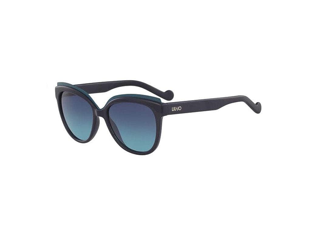 Liu Jo Lj689S 400 56, Gafas de Sol para Mujer, Midnight ...