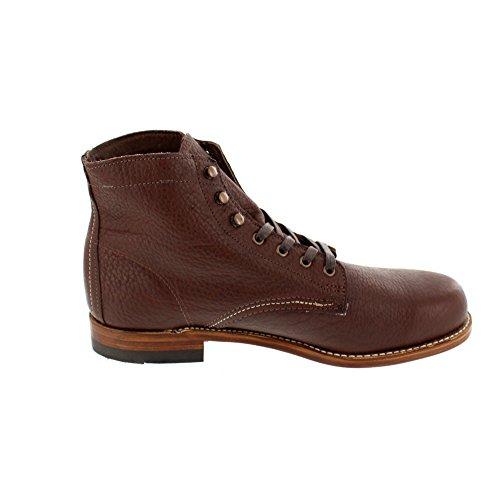 MILE brown Boots havana 1000 WOLVERINE MILE WOLVERINE Boots CENTENNIAL 1000 CENTENNIAL YOvCFq