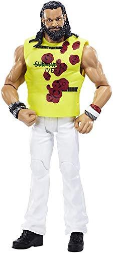 "Ringside Elias - WWE Series Wrestlemania 35"" Mattel Toy Wrestling Figure"