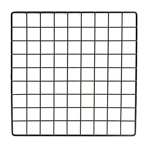 All Things Bunnies Wire Grid Small Pet Playpen - Build Your Own (Black) by All Things Bunnies (Image #1)