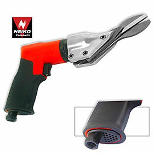Pro Pistol-grip Air Scissors Shear Cuts 14 Ga Aluminum
