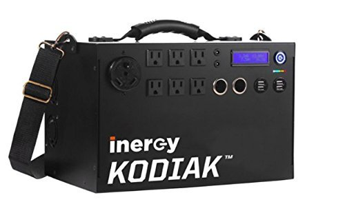 Inergy-Kodiak-1100-Watt-11kWh-Power-Bank-Solar-Generator-Basic-Model-Lithium-Ion-Emergency-Camping-Electric-Battery-Portable-Power-Source