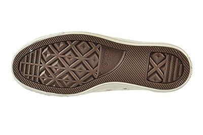 Converse Chuck Taylor A/S Leather HI Unisex Shoes White 1t406 (10 D(M) US)
