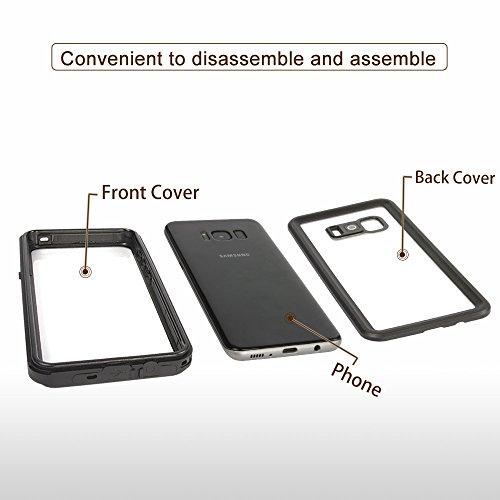 Seabiscuit Galaxy S8 Case Shockproof Waterproof Case For ...