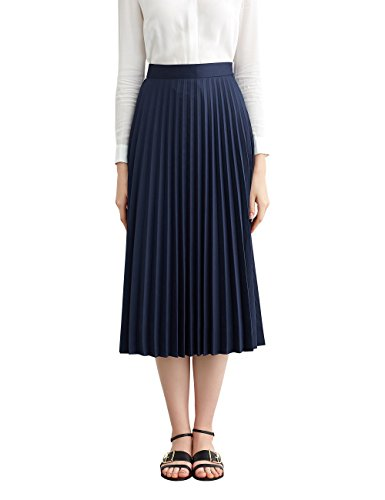 Pleated Skirt: Amazon.com