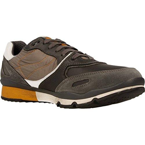 U Hombre ABX Geox Grises Zapatillas a para B Sandford aq6ZO4