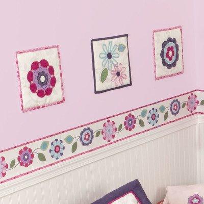 Sumersault Flower - Daniela Wall Hanging
