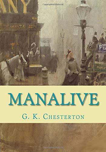 Manalive pdf