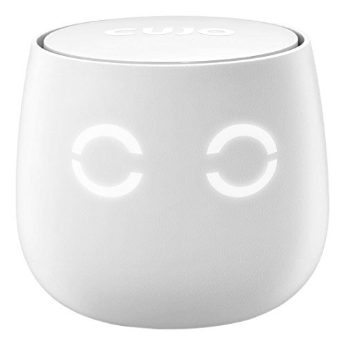 CUJO AI Smart Internet Security Firewall | FREE SUBSCRIPTION (2nd Gen.) - Protects Your Network from Viruses and Hacking/Parental Controls/For Home & Business/Plug Into Your (Internet Security Appliance Vpn Firewall)