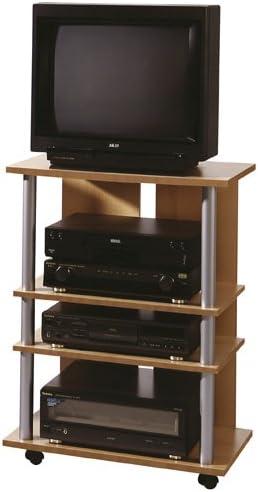 SB-Design 205-007 - Mueble para el televisor o sistema de audio y vídeo (65 x 40 x 85 cm): Amazon.es: Hogar