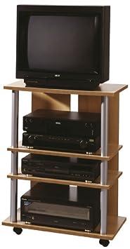 meuble tv etroit et haut. Black Bedroom Furniture Sets. Home Design Ideas