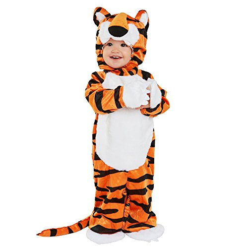 Baby Tiny Tiger Costume Size: Infant 12-18M -