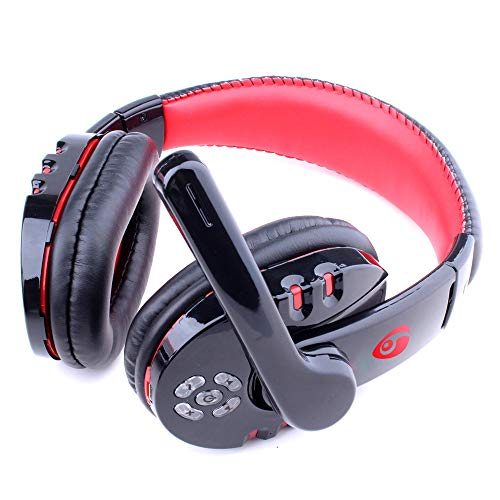 Head Phone, Wireless Gaming Headset Headphones with Microphone for PC/Phone for PUBG by Little Story (Best Lg Bluetooth Headset 2019)