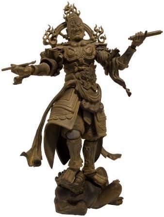 Revoltech TAKEYA BUDDHIST STATUE COLLECTION No.001 TAMONTEN Figure KAIYODO