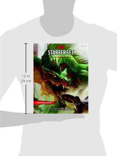 dungeons dragons starter set wizards rpg team 9780786965595