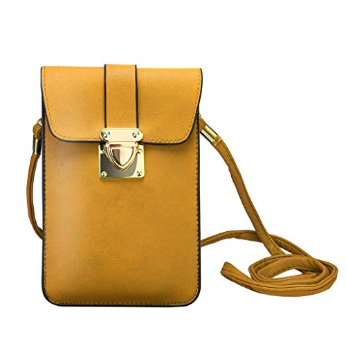 JJLIKER Women Girl Small Crossbody Mobile Phone