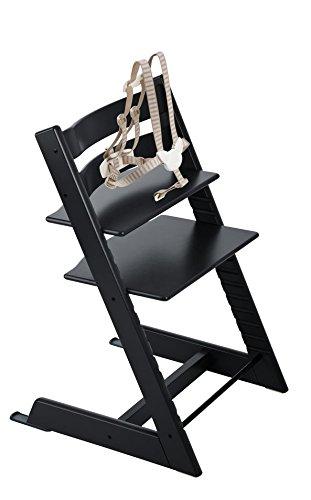 Stokke Tripp Trapp Chair, Black
