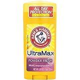 Arm & Hammer Ultramax Invisible Solid Powder Fresh Antiperspirant & Deodorant-2.6 oz