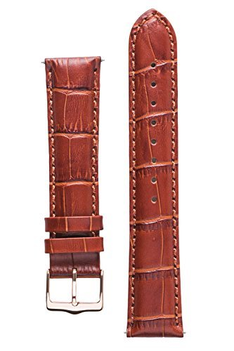 signature-senator-in-oak-20-mm-watch-band-replacement-watch-strap-genuine-leather-rose-gold-buckle