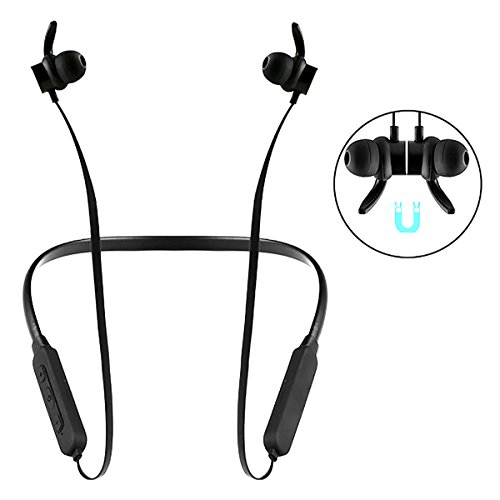 Bluetooth Headphones Earbuds HiFi Stereo Wireless Headphones