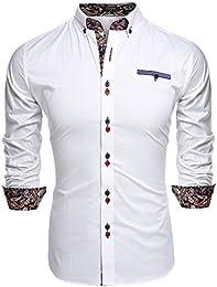 Amazon.com: White - Dress Shirts / Shirts: Clothing- Shoes &amp- Jewelry