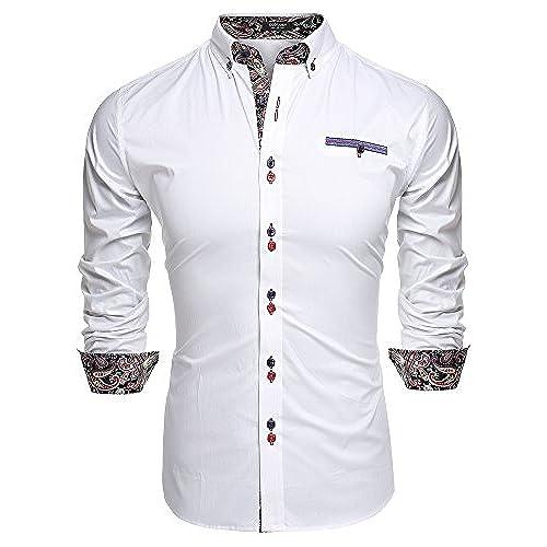 men s designer shirts amazon com