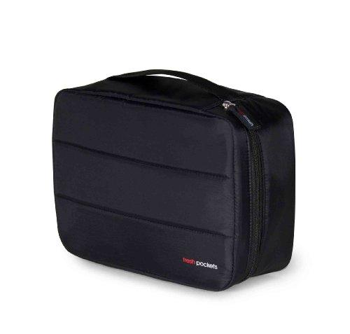 Koko Deep Freshpocket Insulated Man S Lunchbox Black