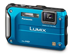 Panasonic Lumix TS3 - 12.1 MP Rugged/Waterproof Digital Camera with 4.6x Wide Angle Optical Image Stabilized Zoom and 2.7-Inch LCD