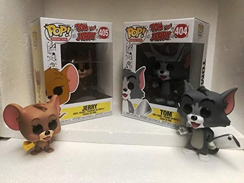 Funko Pop! Bundle of 2: Tom and Jerry
