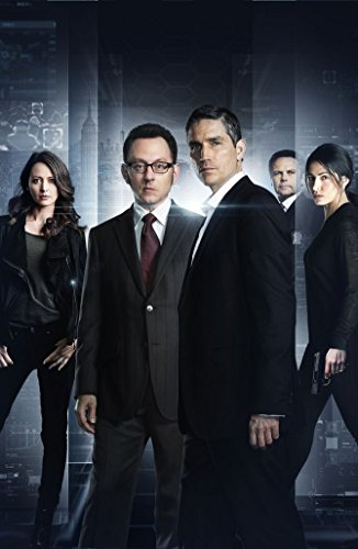 Person of Interest Season 4 Silk Poster 3GSE-262