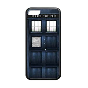 Doctor Who's TARDIS Cell Phone Case for ipod touch 4 touch 4