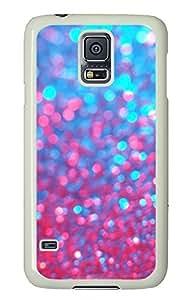 Samsung S5 case for cheap Cute Girly Glitter Best PC White Custom Samsung Galaxy S5 Case Cover