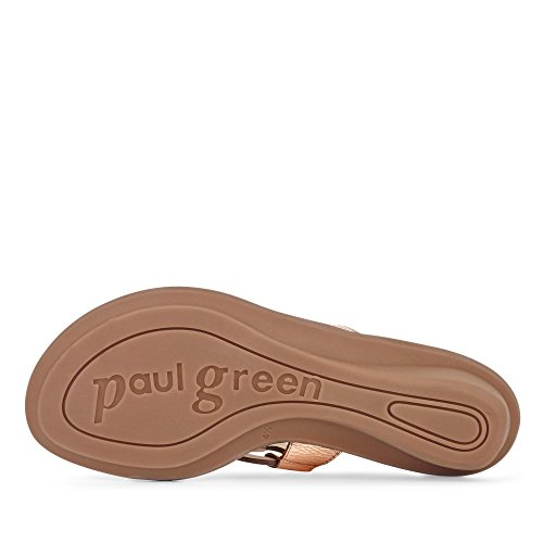 Paul Metallic Green 049 Pour Mules Femme Rose 6220 6A76Uwxa