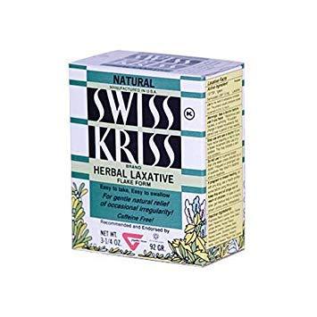 Products Modern Kriss Laxative Swiss (New - Modern Natural Products Swiss Kriss Herbal Laxative Bulk - 3.25 oz)