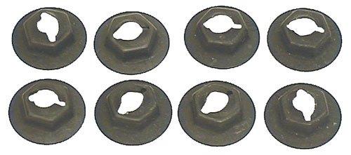 Auto Metal Direct W-947A Side Marker Nut Set