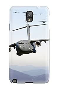 All Green Corp's Shop Aircraft Awesome High Quality Galaxy Note 3 Case Skin