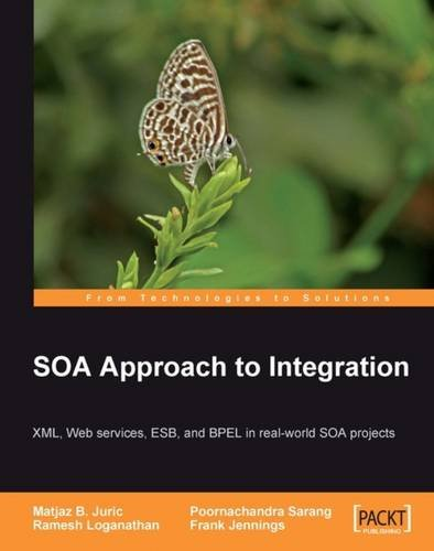 Download SOA Approach to Integration: XML, Web services, ESB, and BPEL in real-world SOA projects ebook
