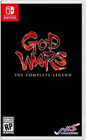 God Wars The Complete Legend - Nintendo Switch