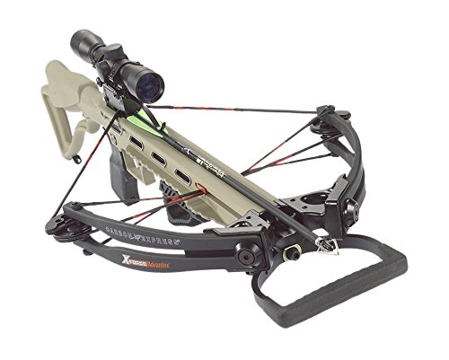 Carb Express X-Force Advantex Crossbow Kit - Tan 20280