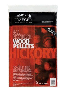 Wood Barbeque Pellets by Unknown