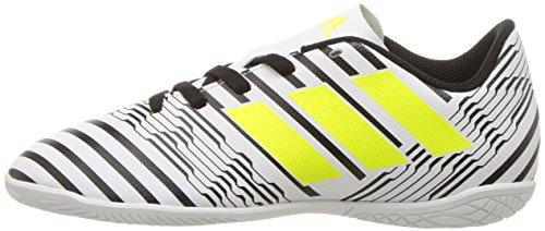 Pictures of adidas Boys' Nemeziz 17.4 in J S82464 White/Solar Yellow/Black 5