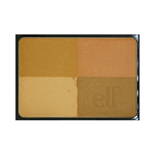 (3 Pack) e.l.f. Studio Bronzers - Golden Bronzer by Elf