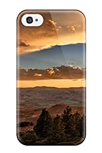 Viktoria Metzner's Shop Hot 5715524K71544173 Anti-scratch And Shatterproof Scenic Phone Case For Iphone 4/4s/ High Quality Tpu Case