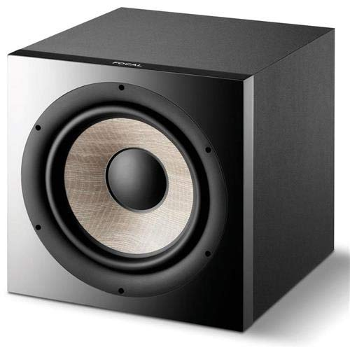 Focal - SUB 1000F Active subwoofer (black) JMLSUB1000FBPL